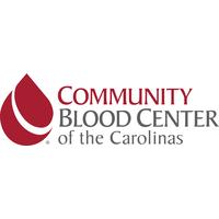 Community Blood Center of the Carolinas logo