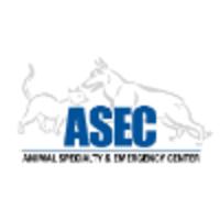 Animal Specialty & Emergency Center (ASEC) logo