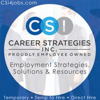 Career Strategies logo