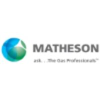 MATHESON ... the Gas Professionals (TM) logo