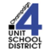 Champaign Unit 4 School District logo