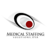 Medical Staffing Solutions, USA logo