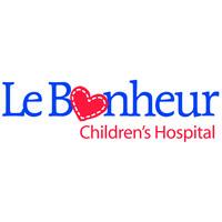 Le Bonheur Children's Hospital logo