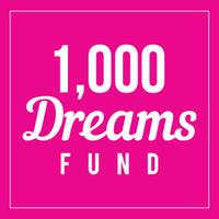1,000 Dreams Fund logo