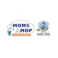 2 Moms & A Mop / Aardvark Commercial Services logo