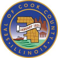 Cook County (Illinois) logo
