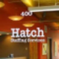 Hatch Staffing logo