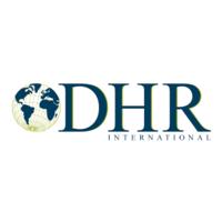 DHR International logo