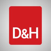 D&H Distributing logo