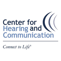 Center for Hearing and Communication logo