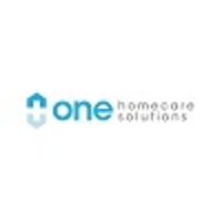 One Homecare Solutions logo