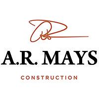 A.R. Mays Construction logo