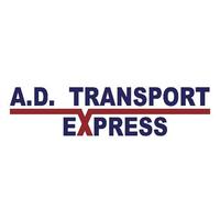 A.D. Transport Express logo