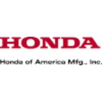 Honda of America Mfg. logo