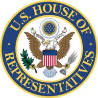 U.S. House of Representatives logo
