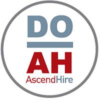 AscendHire logo