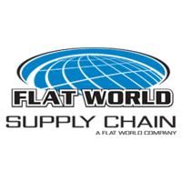 Flat World Supply Chain logo