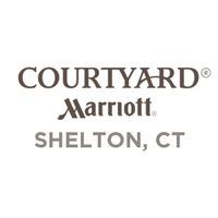 Courtyard by Marriott Shelton logo