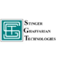 Stinger Ghaffarian Technologies logo