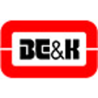 BE&K logo