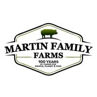 Martin Family Farms logo