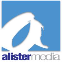 Alister Media logo