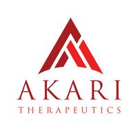 Akari Therapeutics PLC logo