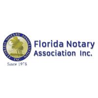 Florida Notary Association logo