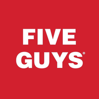 Five Guys Burgers & Fries logo