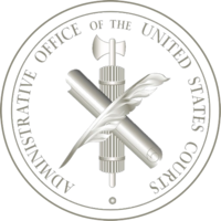 Administrative Office of the United States Courts logo