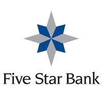 Five Star Bank logo