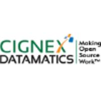 CIGNEX Datamatics logo