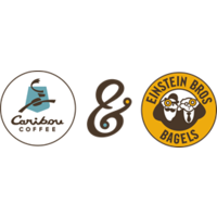 Caribou Coffee & Einstein Bros. Bagels logo