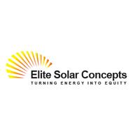 Elite Solar Concepts logo