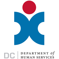 DC Department of Human Services logo