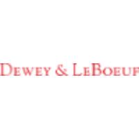 Dewey & LeBoeuf logo