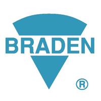 BRADEN; A Global Power Company logo