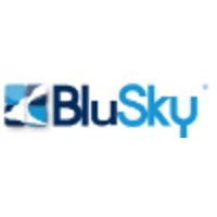BluSky Restoration logo