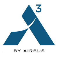 A³ by Airbus logo