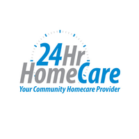 24Hr HomeCare logo