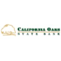 California Oaks State Bank logo
