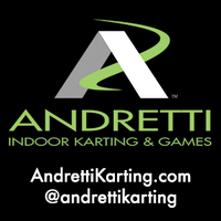Andretti Indoor Karting and Games logo