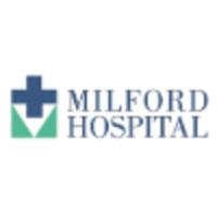 Milford Hospital logo